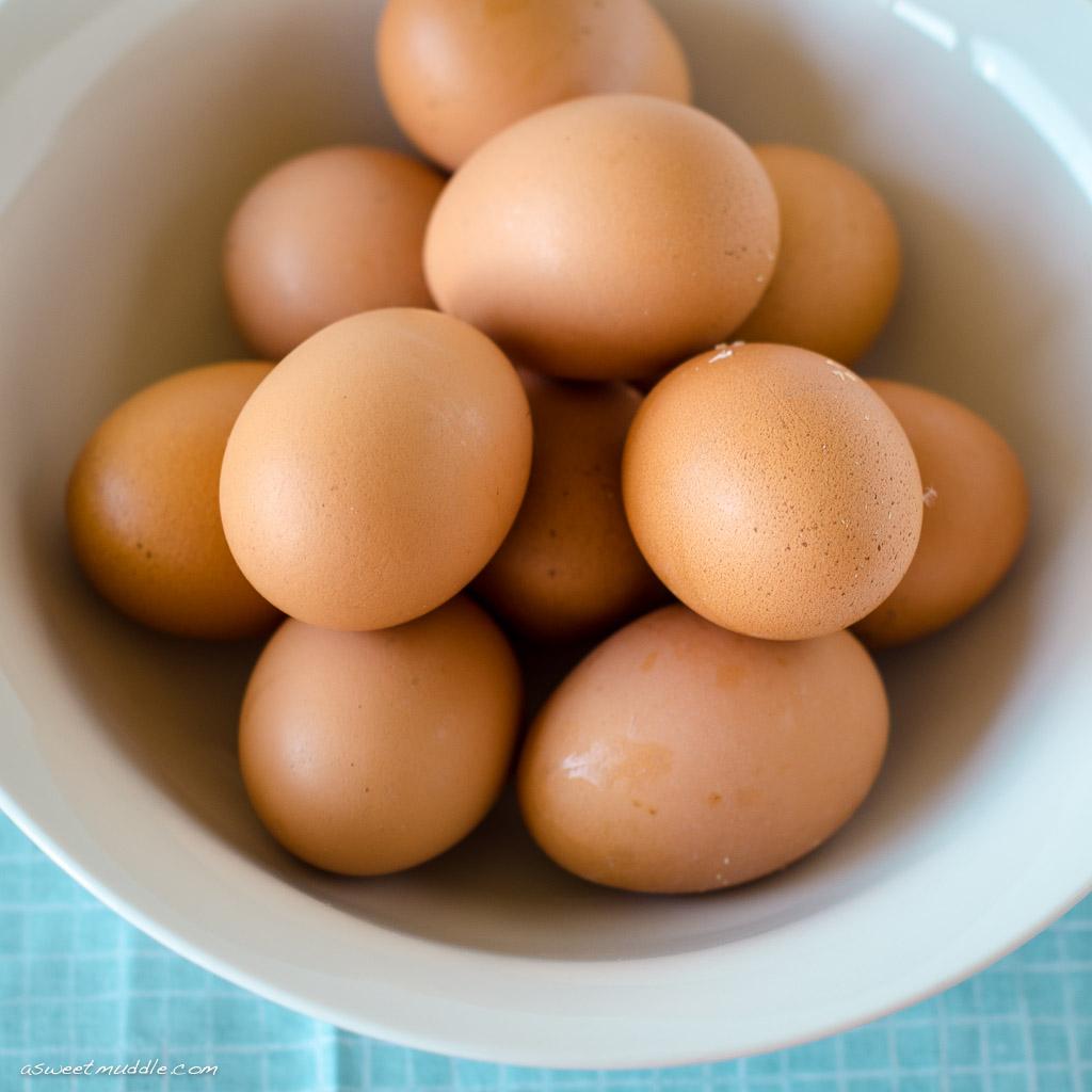 Eggs - A Sweet Muddle