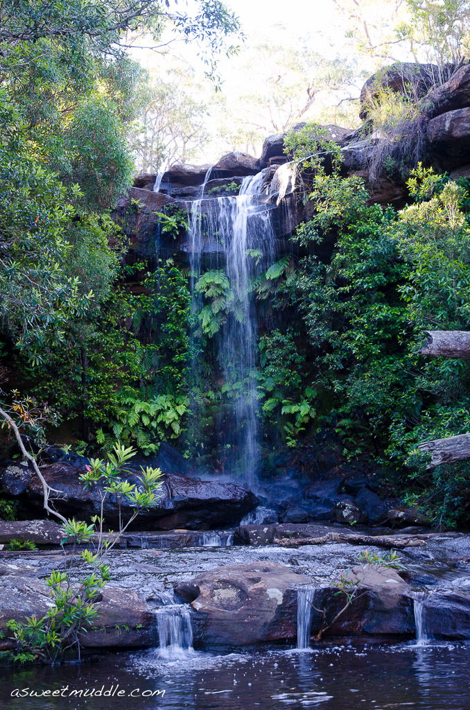 Waterfall, Royal National Park