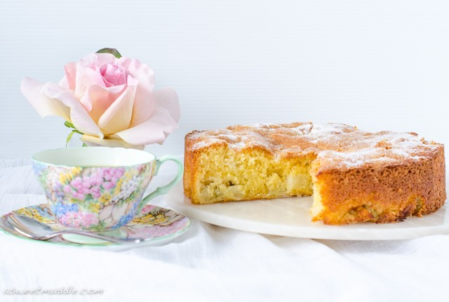 Dorset apple cake | A Sweet Muddle