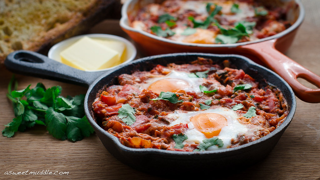 Shakshuka | A Sweet Muddle